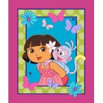 Dora the Explorer and Boots Panel