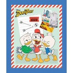 Donald Duck Ducktales Cotton Panel