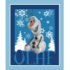 Frozen Olaf Cotton Fabric Panel