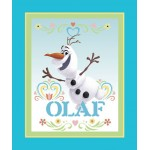 Frozen Olaf Dancing Panel