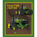 John Deere Tractor Factor Panel