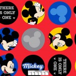 Mickey Mouse Only One Fleece