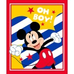 Mickey Mouse OH Boy Mickey Panel
