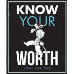 Monopoly Know Your Worth Panel