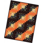 Broom Hilda Cabin Pre-Cut Quilt Kit
