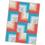 Back Porch Corner Cabin Pre-Cut Quilt Kit
