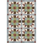Sister's Choice Pioneer Spirit Pre-Cut Quilt Kit