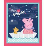 Peppa Pig Seaside Cotton Panel