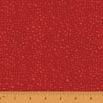 Bedrock Red 108 Wide Cotton