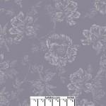 Shadow Flower Smoke Gray 108 Cotton