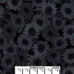 Sunflower Whisper Black 108 Cotton
