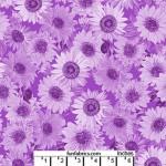 Sunflower Whisper Violet 108 Cotton