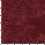 Burgundy Vintage Damask 108 Wide Cotton