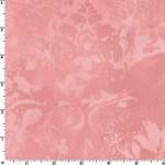 Pink Vintage Damask 108 Wide Cotton