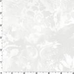 Light Gray Vintage Damask 108 Wide Cotton