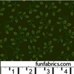 Folio Dark Green 108 Wide Cotton