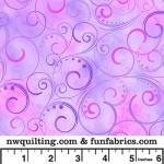 Lilac Swirling Splender 108 Cotton