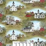 White Chapel Scenic Cotton