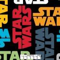 Star Wars Words Repeat Fleece