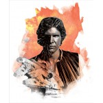 Star Wars Han Solo Panel
