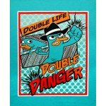 Perry the Platypus Agent Cotton Panel