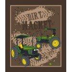 John Deere Dirt Magnet Tractor Panel